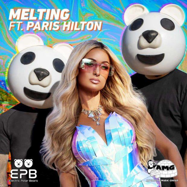 Paris Hilton nghien EDM